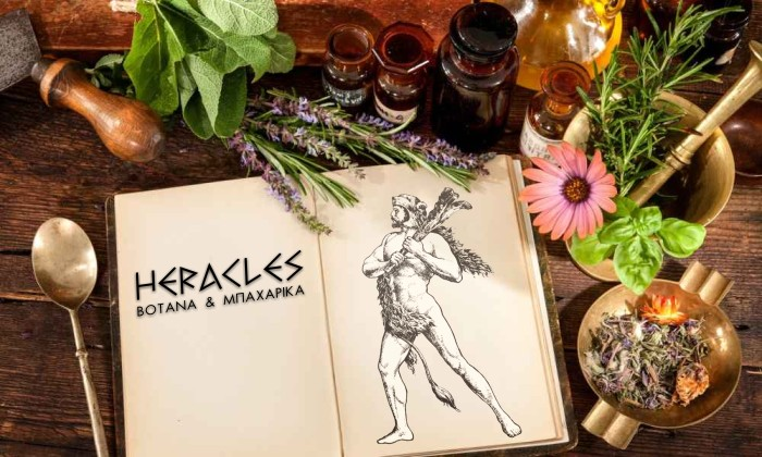 heracles herb book